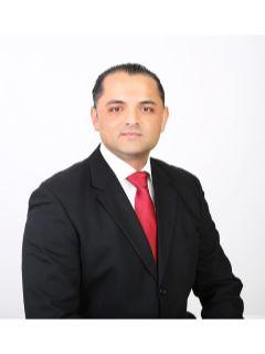 Ali Ayoub of Ali Charara Team Photo