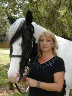 Paula Frenette of Florida Ranch Connection Photo