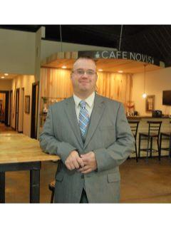 Andy Williams of Community Partners in Realty Photo