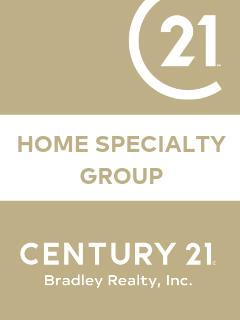 Home Specialty Group of CENTURY 21 Bradley Realty, Inc.