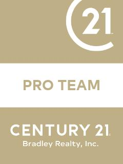 The Pro Team of CENTURY 21 Bradley Realty, Inc.