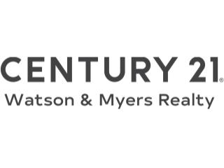 CENTURY 21 Watson & Myers Realty