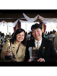 Patrick Lam & Joanne Xiang Award-Winning Team