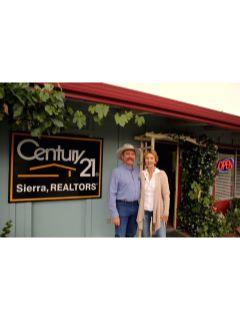 Team Griffith of CENTURY 21 Sierra Realtors