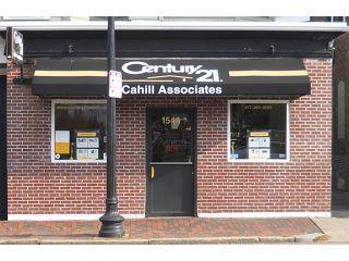 CENTURY 21 Cahill Associates